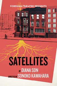 The poster for the production of Satellites