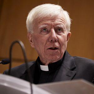 Father Joseph Komonchak, Ph.D.