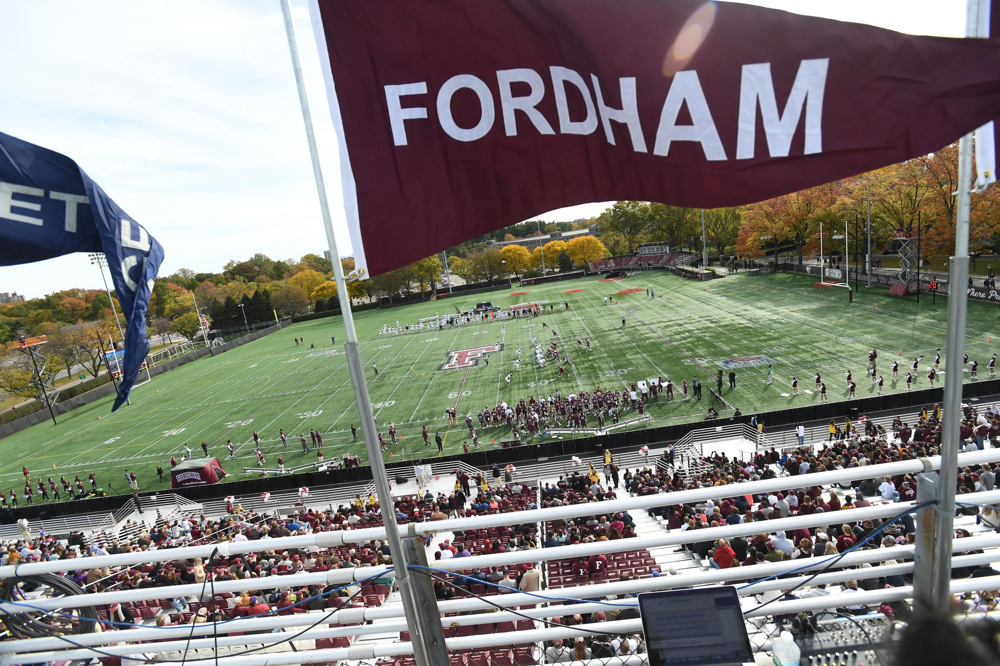 foto de Fordham University Homecoming 2018