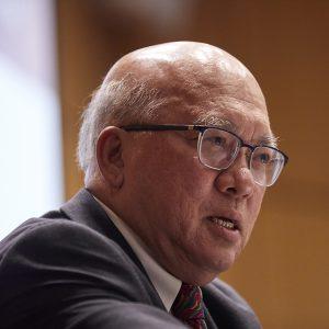 Keynote speaker, Peter Phan, Ph.D.