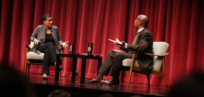 Michelle Alexander in conversation with the Rev. Bryan Massingale