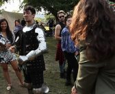 Medievalists Mingle at Fort Tryon Festival