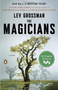 Magicians Book cover