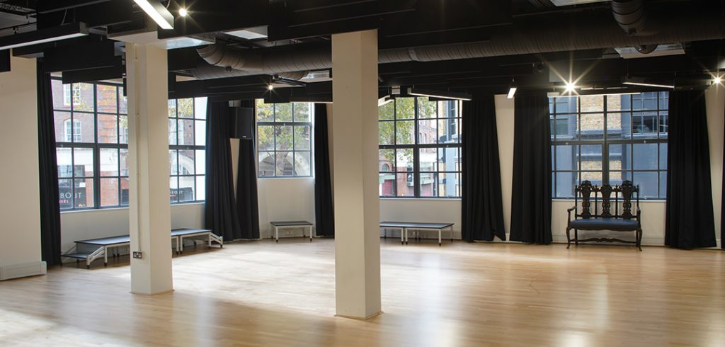 Studio for the London Dramatic Academy