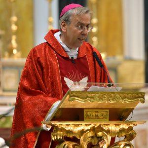 The Right Reverend Nicholas Hudson