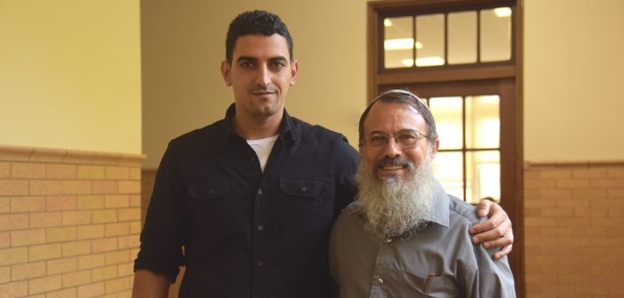 Enemies to Allies: An Israeli Rabbi and a Palestinian Activist Share their Story