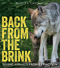 Cover image of the book Back from the Brink by Nancy Castaldo