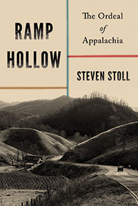 Cover image of the book Ramp Hollow: The Ordeal of Appalachai by Steven Stoll