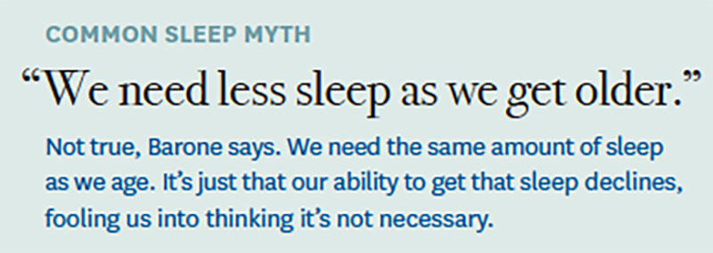 Solving the Mysteries of Sleep