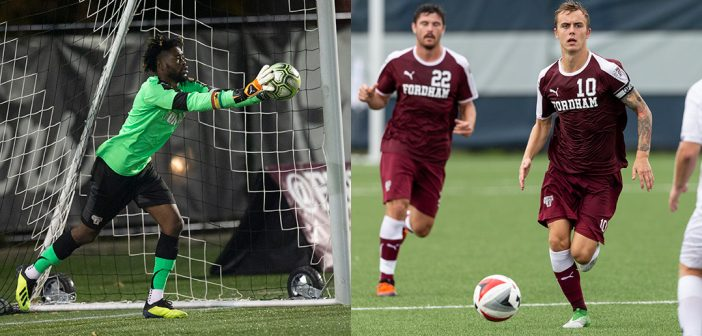 Fordham Soccer Players Drafted by Red Bulls