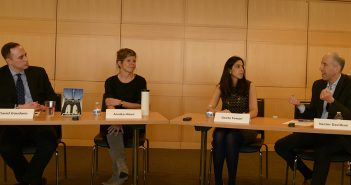 Potential and Limits of Cities Highlighted at Law School Panel