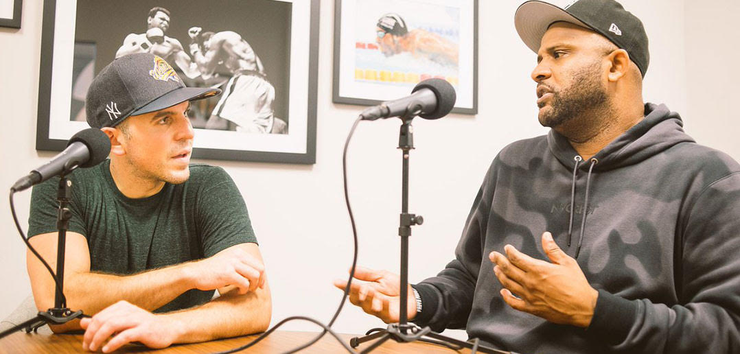 Ryan Ruocco Keeps It Candid on Podcast with Yankees Pitcher CC Sabathia