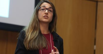 Three Minute Thesis Competition Showcases GSAS Students' Research and Communications Skills