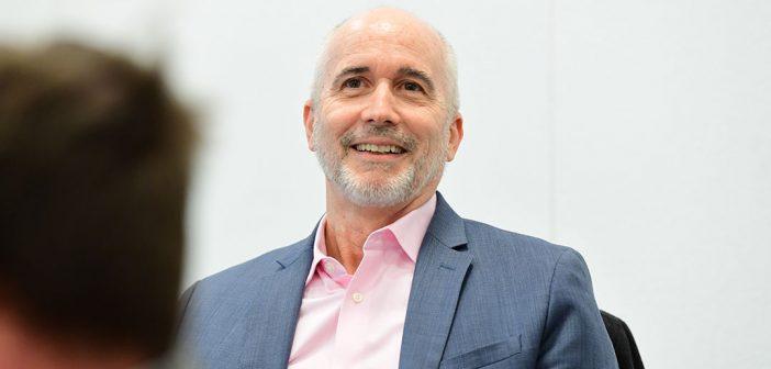Fordham's David Gibson