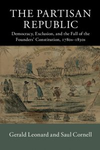 The cover of the book The Partisan Republic