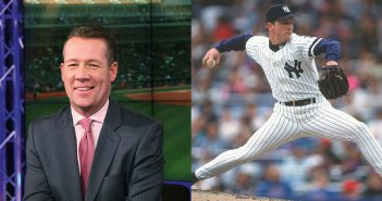 Jack Curry and David Cone