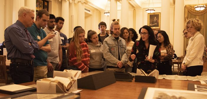 Mapping the Past with the New-York Historical Society