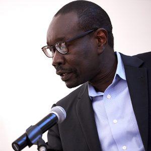Department Chair Amir Idris, Ph.D.