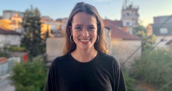 Looking to Learn and to Teach, GSS Grad Lands in Kosovo on a Fulbright