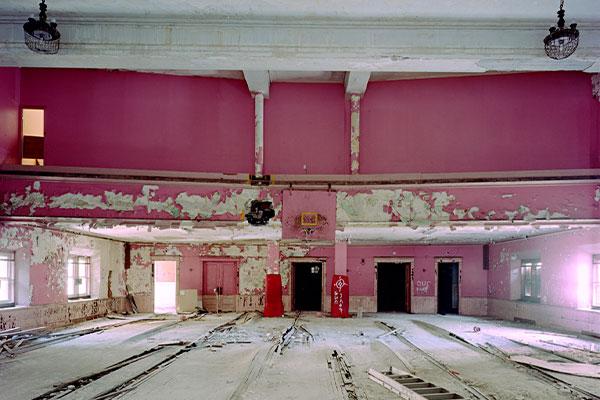 Holy Rosary School Auditorium, Bainbridge Street, Brooklyn, 2007