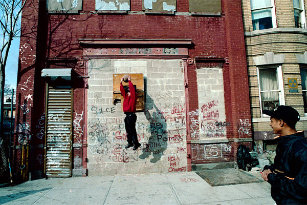 The Dunk, Hull Street, Brooklyn, 1993