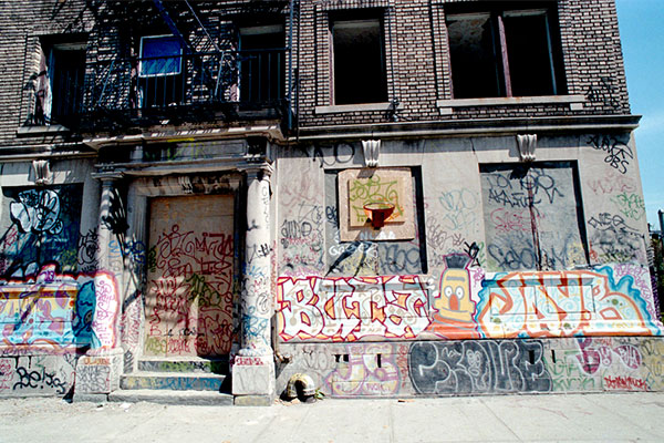 Kosciuszko Street, Brooklyn, 1997