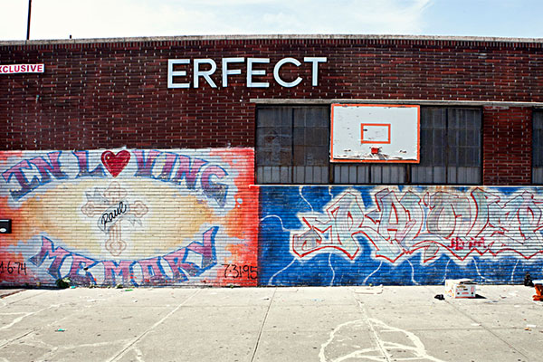 Erfect, Union Street, Brooklyn, 2010