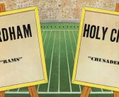 Homecoming Preview: A Brief History of the Fordham-Holy Cross Football Rivalry