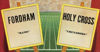 Fordham vs. Holy Cross