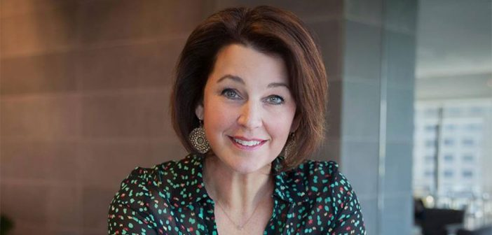 Tracy Brady, FCRH '90, was picked to participate in A Hotel Room of One's Own: The Erma Bombeck | Anna Lefler Humorist-in-Residence Program.