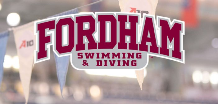 Fordham Swimming and Diving