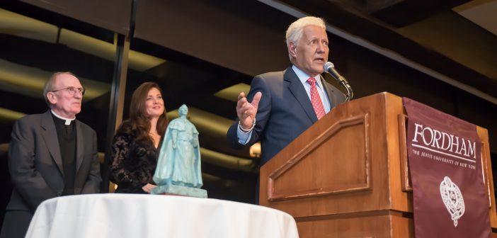 Trebecks Receive Founder's Award
