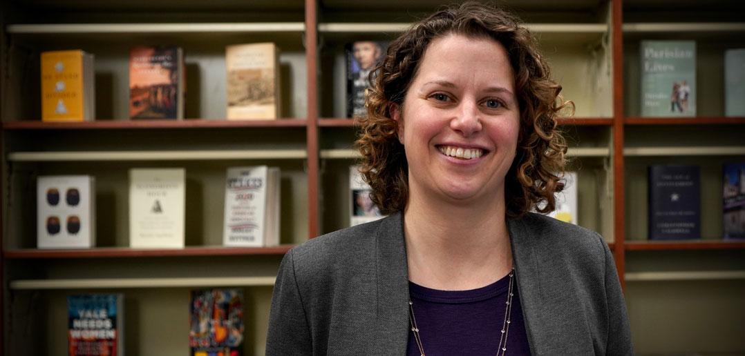 GSE Professor's Podcast Sheds Light on Book Deserts