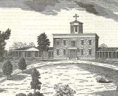 Earliest Known Image of Fordham Found in Catholic Newspaper Archives