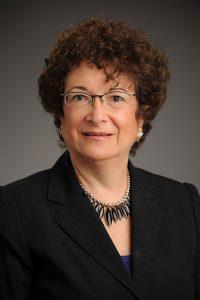 head shot of Marcia Flicker