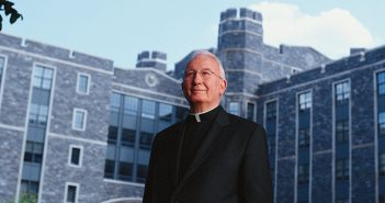 Joseph A. O'Hare, S.J., Fordham's Longest-Serving President, Dies at 89