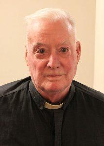 headvshot of Richard Regan, SJ
