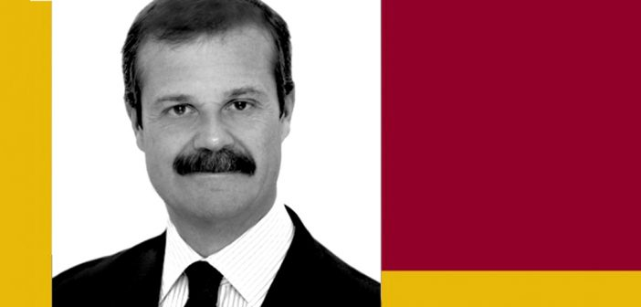 Headshot of Ambassador Giampiero Massolo