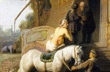 Rembrandt Good Samaritan