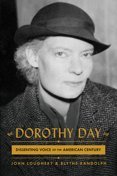 "The cover of ""Dorothy Day"""