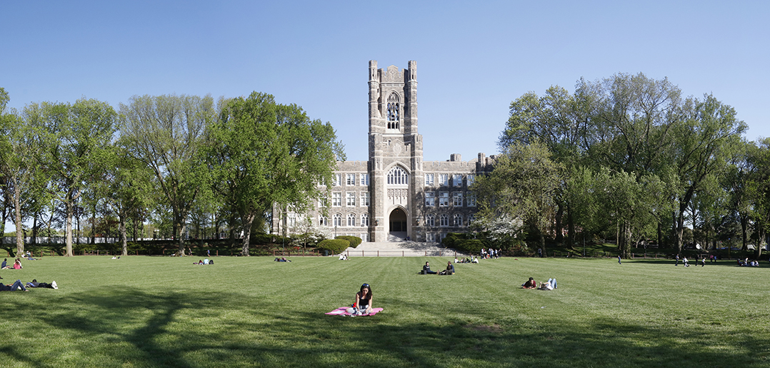 Fordham Academic Calendar 2021-2022 Taking Responsibility: Fordham Teams with Jesuit Partners to