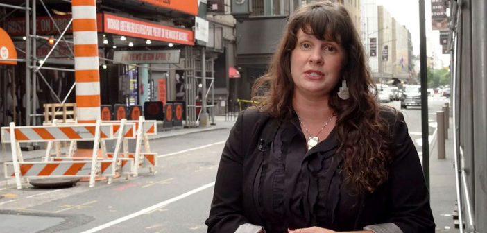 Holly-Anne Devlin in Hells Kitchen