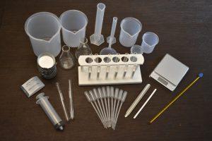 a chemistry set
