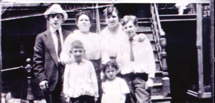Members of the Rogarshevsky family