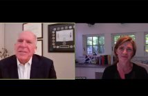 John Brennan and Samathan Power