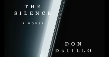 "Detail from the cover of ""The Silence"" a novel by Fordham graduate Don DeLillo"
