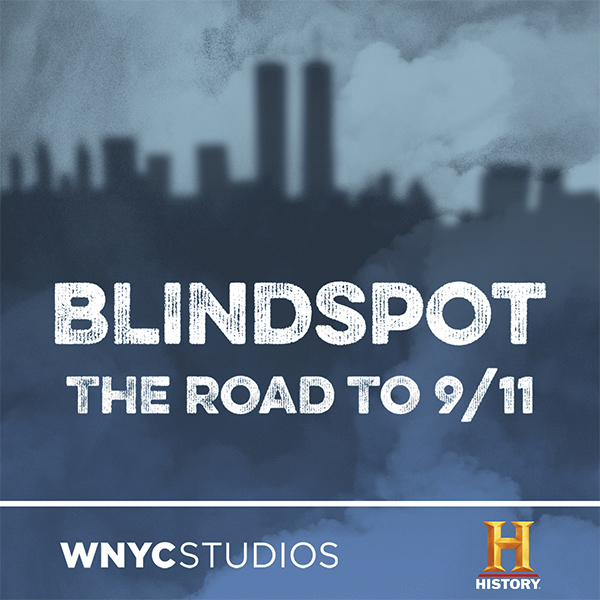 The logo for WNYC's Blindspot.