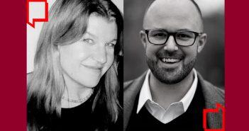 Elizabeth Hawes and Jeffrey James Keyes