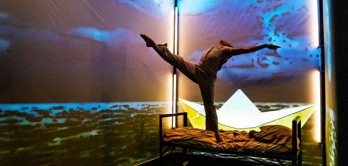 """Elijah Lancaster in Jeremy McQueen's """"WILD: Act 1."""""""
