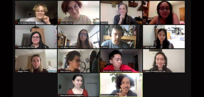 Scren shot of One Flea Spare online workshop